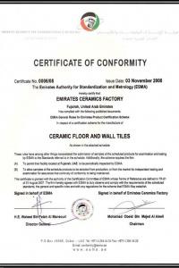 Certifikát o zhode