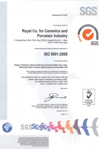 ISO 9001 ROYAL