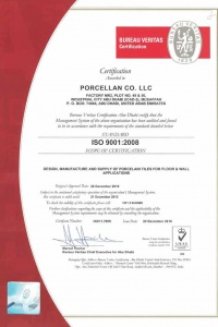 Certifikát ISO9001