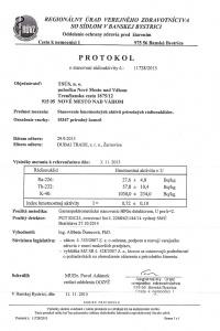 Protokol rádioaktivita